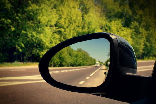 Abschaffung der Außenspiegel