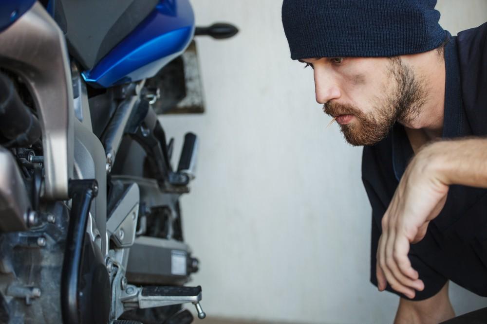 So wird Ihr Motorrad winterfest