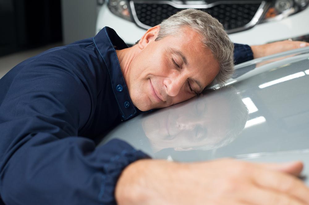 Richtige Autopflege
