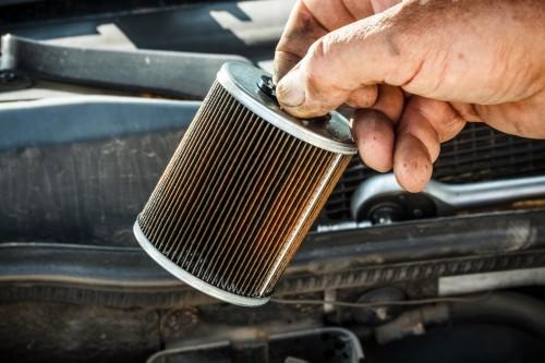Der lässt so schnell keinen durch – wie der Kraftstofffilter unser Auto und den Motor schützt