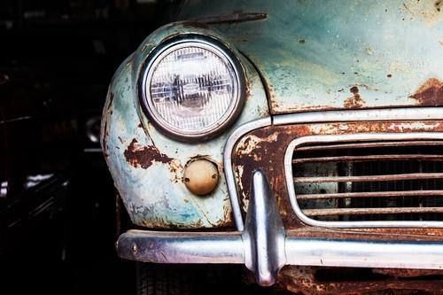 Rostgefahr für Ihr Auto