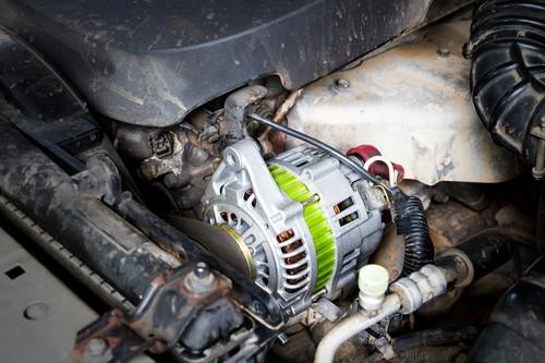Lichtmaschine – Stromgenerator für die Fahrzeugelektronik