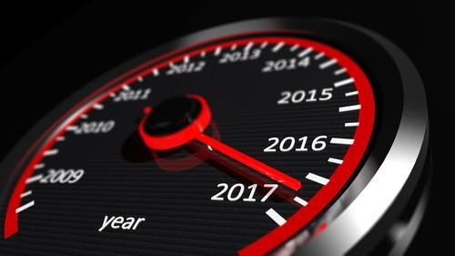 Autojahr 2017 – Touchscreens und autonomes Fahren