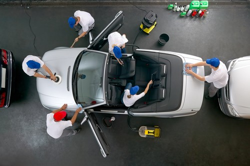 Der Frühjahrscheck für Ihr Auto