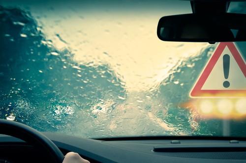 Mit dem Auto sicher unterwegs bei jeder Witterung