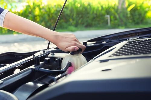 Die Motorkühlung – nur richtig temperiert läuft der Motor optimal