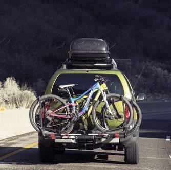 Auto, Fahrrad, Urlaub: Alles entspannt zusammenbringen