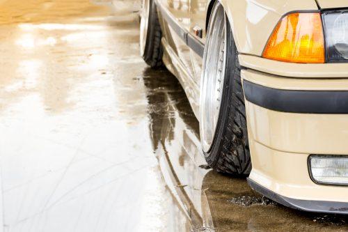 Wie tief darf das Auto sinken? Tiefer, schneller, besser