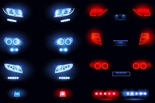 Auf das Licht im Dunkeln kommt es an – Xenon vs. Led