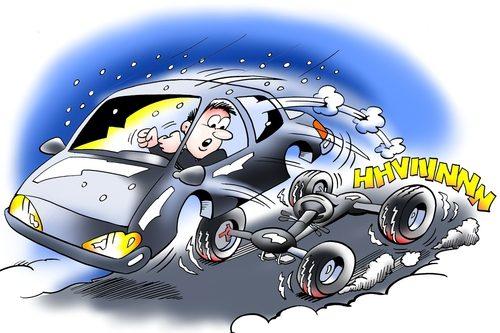 Achtung! Was tun, wenn die Bremsen quietschen ?