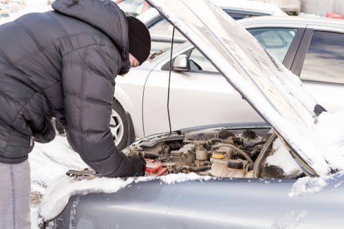 Die Zündung im Winter: Woher kommen die Probleme?