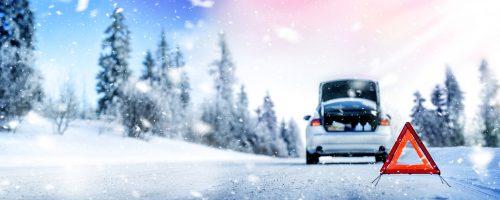 Winterurlaub mit dem Auto: So machen Sie Ihr Auto Urlaubsfest!