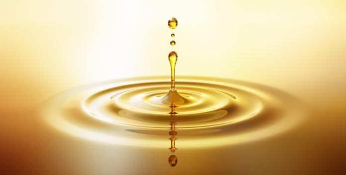 Öltropfen