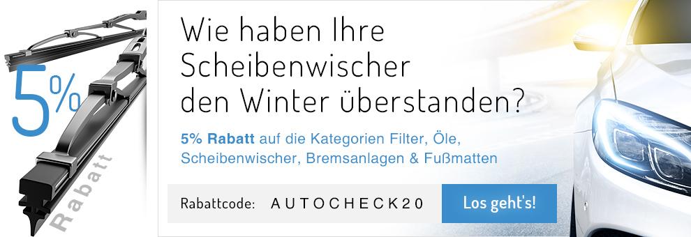 Scheibenwischer Autocheck2020 blog motointegratode