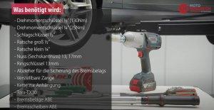Werkzeug - Mercedes Benz C